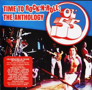 Time to Rock 'n' Roll: The Anthology - Image: Time to Rock n Roll The Anthology