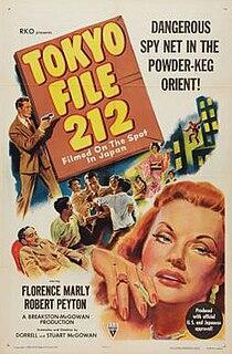 <i>Tokyo File 212</i> 1951 film