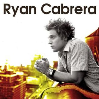Ryan Cabrera — True (studio acapella)