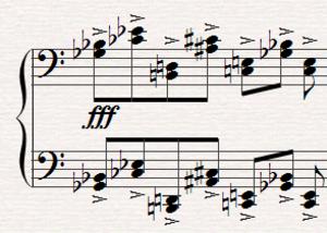 Turangalîla-Symphonie - Image: Turangalila ex 1