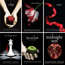 Twilight Novel Series Wikipedia