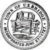 Official seal of Uxbridge