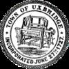 Sello oficial de Uxbridge