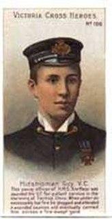 Basil John Douglas Guy British Royal Navy hero