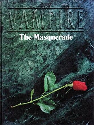 Vampire: The Masquerade - Image: Vampmasq