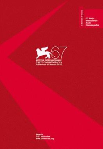 67th Venice International Film Festival - Festival poster