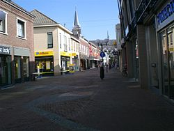 Venray city centre