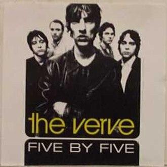 Five by Five (The Verve EP) - Image: Vervefivebyfive