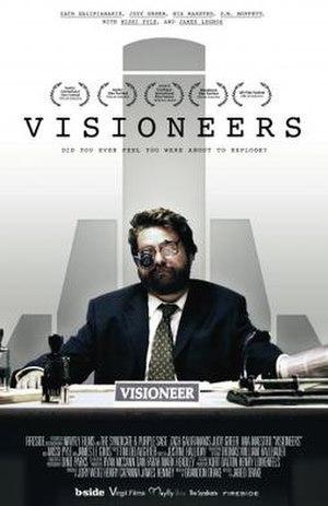 Visioneers - Image: Visioneers (poster)