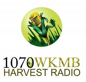 WKMB - Image: WKMB 1070harvestradio logo