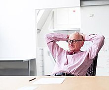 Wally Olins, portrait, 2013.jpg