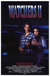 <i>Watchers II</i> 1990 film