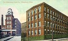 Waterbury, Connecticut - Wikipedia