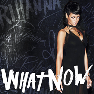 What Now (song) - Image: What Now Single Cover