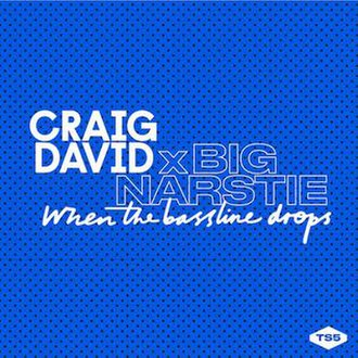 Craig David & Big Narstie — When the Bassline Drops (studio acapella)