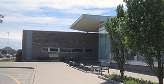 Whitchurch-Stouffville - Whitchurch-Stouffville Public Library and Leisure Centre, 2010