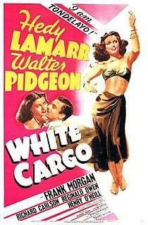 <i>White Cargo</i> 1942 film by Richard Thorpe