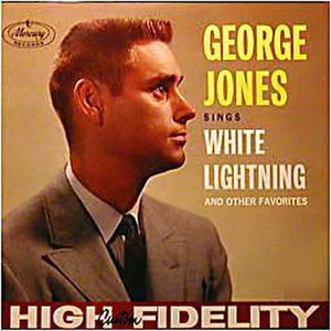 White Lightning and Other Favorites - Image: White Lightning George Jones
