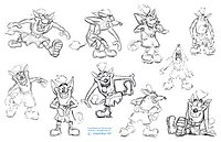Crash Bandicoot Character Wikipedia