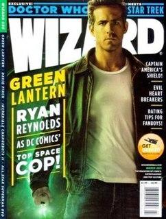 <i>Wizard</i> (magazine) American magazine about comic books