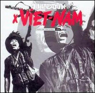 X Vietnam (album) - Image: X Vietnam (album)