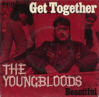 Get Together (The Youngbloods song) - Image: Youngbloods Get Together