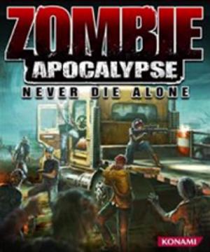 Zombie Apocalypse: Never Die Alone - Boxart
