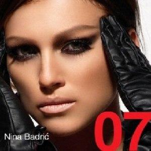 07 (album) - Image: 07 album artwork