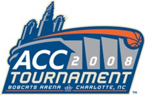 2008 ACC Men's Basketball Tournament - 2008 ACC Tournament logo