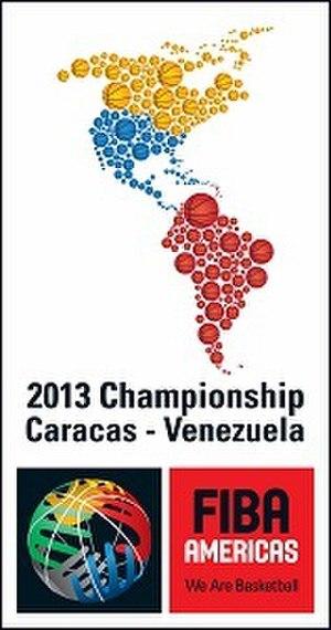 2013 FIBA Americas Championship - Image: 2013 FIBA Americas Championship logo