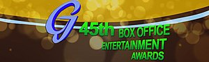 2014 Box Office Entertainment Awards - Image: 45th GMMSF Box Office Entertainment Awards
