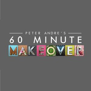 60 Minute Makeover - Image: 60 Minute Makeover (logo)