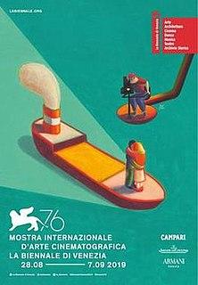 76th Venice International Film Festival Film festival
