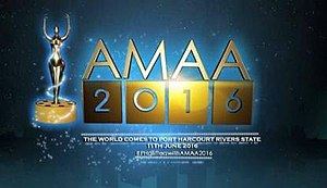 12th Africa Movie Academy Awards - Image: AMAA 2016