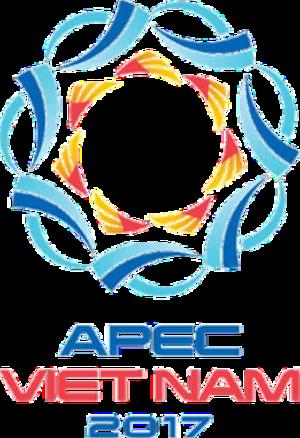 APEC Vietnam 2017 - Image: APEC Vietnam 2017 logo