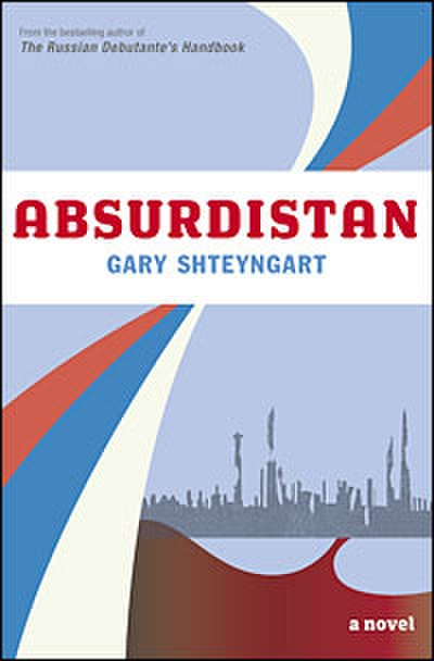 Picture of a book: Absurdistan