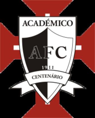 Académico F.C. - Image: Académico do Porto