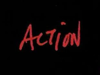 Action (TV series) - Image: Action TV Title
