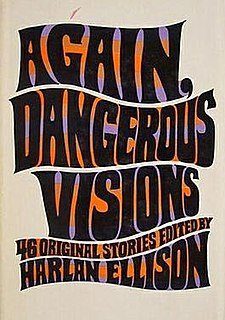 <i>Again, Dangerous Visions</i> science fiction short story anthology