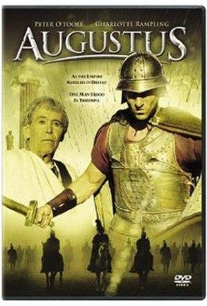 Imperium: Augustus - British DVD cover