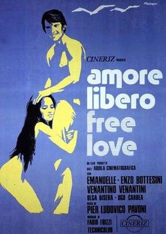 Amore libero - Free Love - Image: Amore libero Free Love