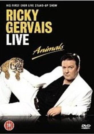Animals (2003 film) - Image: Animals (comedy)