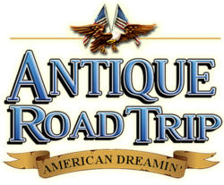 Antique Road Trip American Dreamin' Logo, by Boomzap Entertainment.png