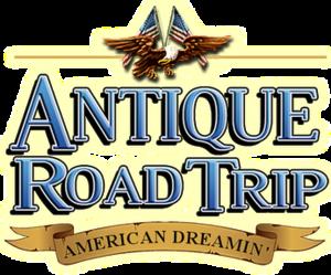Antique Road Trip - Official logo of Antique Road Trip: American Dreamin