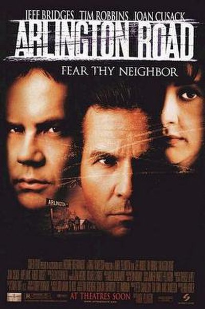 Picture of a movie: Arlington Road