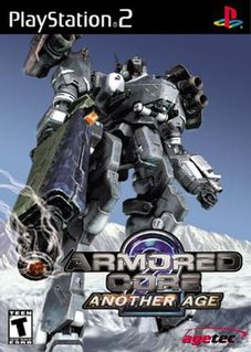 <i>Armored Core 2: Another Age</i> 2001 video game