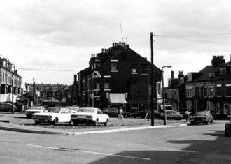 Harehills - Ashley Road and Darfield Crescent