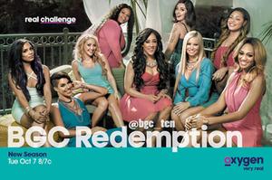 "Bad Girls Club (season 13) - The original nine ""Bad"" Girls of season thirteen (left to right): Danielle, Raquel, Jada, Alyssa, Natalie, Julie, Sarah, Judi, Camilla."