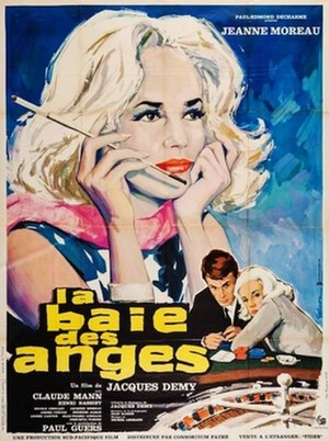 Bay of Angels - Image: Baiedes Anges Poster
