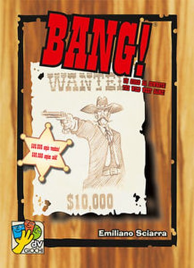 Picture of a game: Bang!